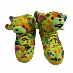 Adidas x Jeremy Scott Bear Flower Power 10